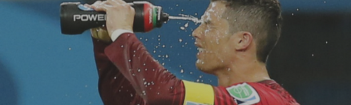 How to Hydrate for A Soccer Match